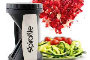 SpiraLife Vegetable Spiralizer Featured in Trend Luxury's Valentine's Day Gift Guide