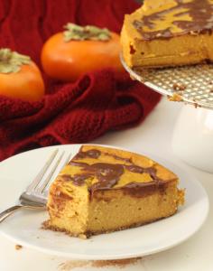 Healthy Pumpkin Cheesecake