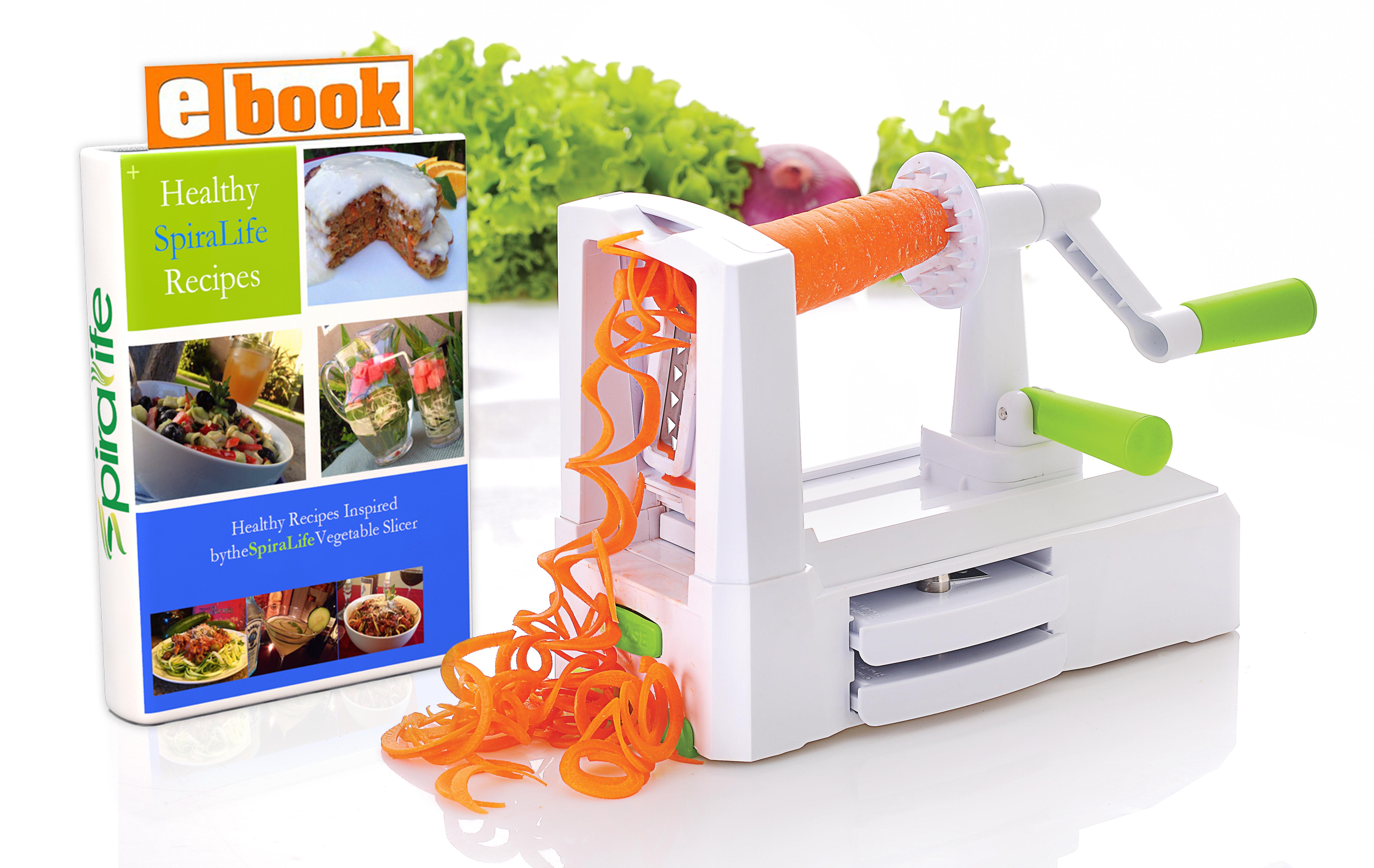 SpiraLife Pro Vegetable Spiralizer