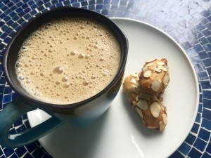 Spiced Bulletproof Coffee