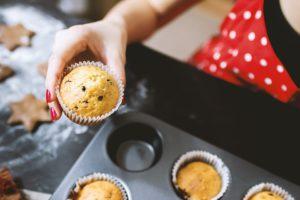 Valentine's Muffins