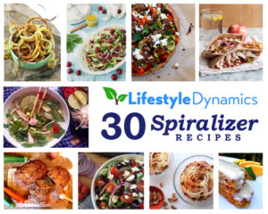 spiralizer recipe roundup