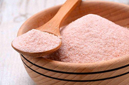 Pure Himalayan Pink Fine Salt